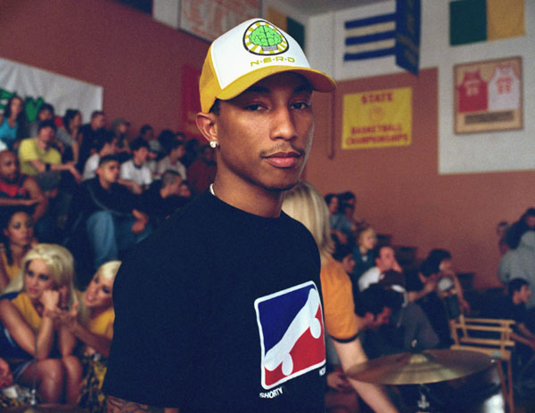 pharrell places and spaces i�ve been the 5 to 9 life