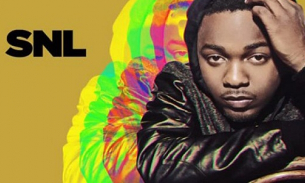 Kendrick Lamar on Saturday Night Live - feature