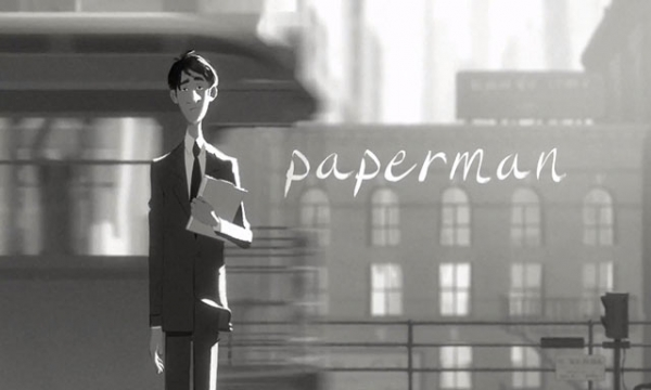 Paperman - feature