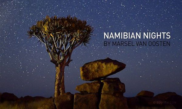 Namibian Nights - feature