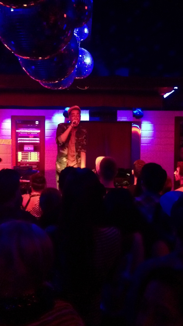 Oddisee and Olivier Daysoul at Civic Underground_2