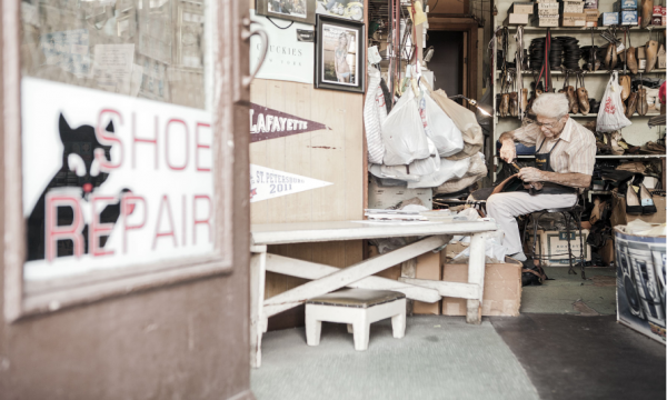 Made in Brooklyn - The Shoemaker - feature