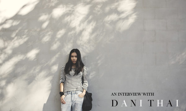 An Interview with Dani - Feature