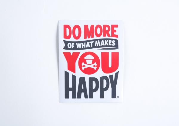 Johnny Cupcakes - Do More Of What Makes You Happy
