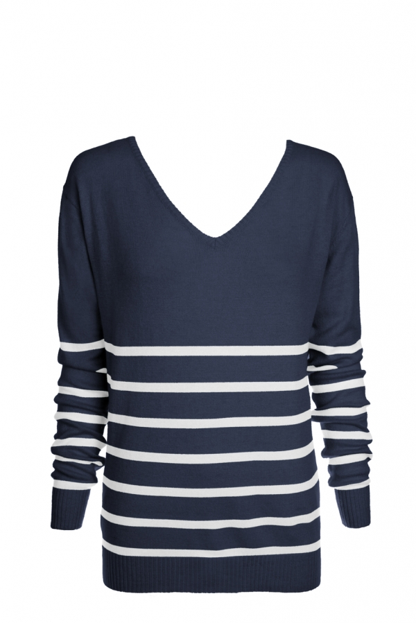 Sophie Moran - Winter 2013_Stripes Navy:White