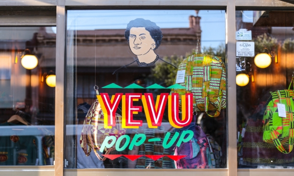 YEVU Pop-Up - feature