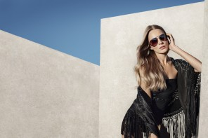 River Island Continues the Graphic Simplistic Aesthetic with Their S/S 2015 Campaign