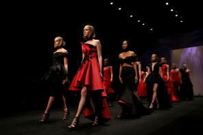 MBFWA: Betty Tran's 'Femme' Collection Dazzled at Australian Fashion Week
