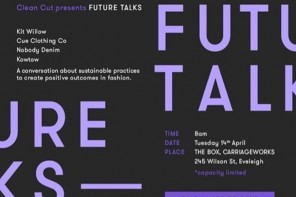 MBFWA: A Discussion About the Future of Sustainable Fashion
