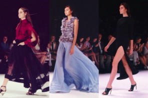 MBFWA: The Raffles International College Showcased Their Students' Best Designs