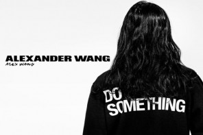 "A-Listers Pose for Alexander Wang's ""Do Something"" Charity Campaign"