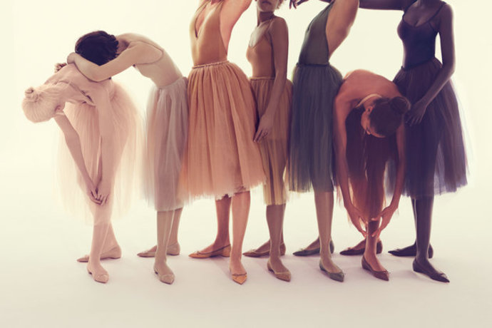 Louboutin's 'Nudes' Collection