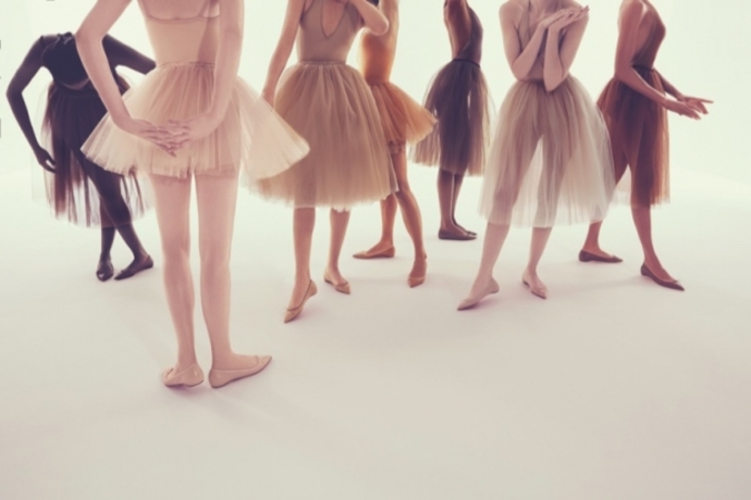 Louboutin's 'Nudes' Collection_2