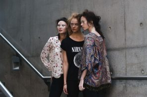 Street Style Snaps from Friday May 20 at MBFWA