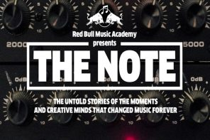 Red Bull Music Academy Presents New Doco Series 'The Note'