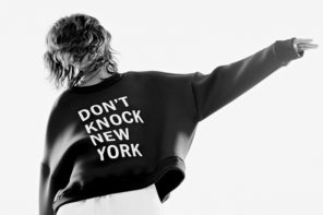 DKNY Launches Limited Capsule Slogan Sweatshirts in London