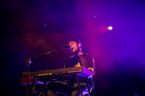 James Blake's Splendour Sideshow Was Intimate and Inviting