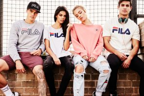 FILA x Factorie Collaborate Together on a New Collection