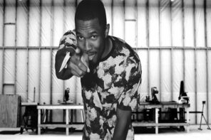 Frank Ocean Releases The Visuals for 'Nikes'