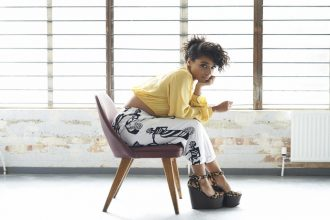 Lianne La Havas - Singer, Shot On Location At Netil House, Hackney, London.