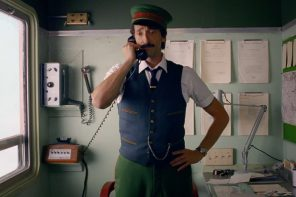 Wes Anderson Directs H&M's Holiday Movie Starring Adrien Brody