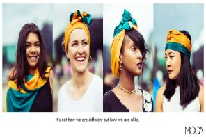 Melbourne's MOGA Celebrates Multiculturalism with its Australia Day Campaign