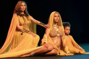 Queen Bey Stunned The World with Her 2017 Grammys Performance