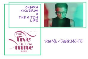 Melbourne's Chiara Kickdrum Created a Playlist for The 5 to 9 Life