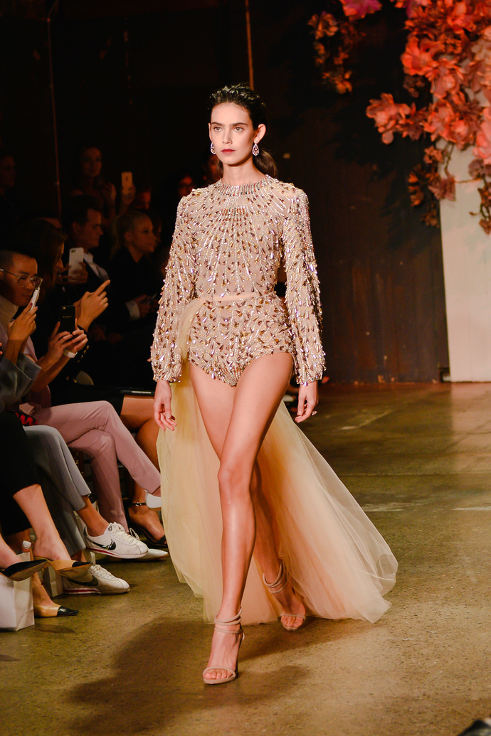 Couture Designer Steven Kahlil Showed Mbfwa Why He S One