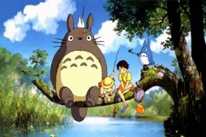 A Studio Ghibli Theme Park Is Confirmed to be Opened in 2020!