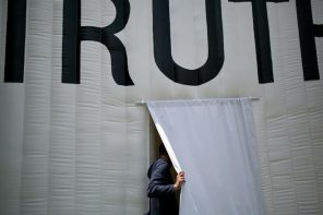 Live Your Truth at This Pop-Up Confession Booth in Sydney
