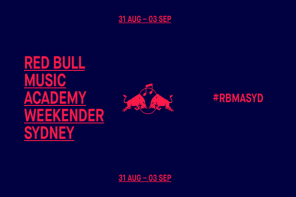 Red Bull Music Academy Weekender Returns to Sydney in 2017!