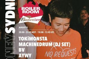 Budweiser x Boiler Room Announce Sydney Showcase ft. TOKIMONSTA, Machinedrum, BV & AYWY