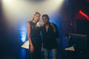 Dua Lipa x Gallant Team Up For a Soulful Cover of 'Tears Dry On Their Own'