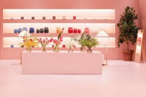 Mansur Gavriel Debuted Their First Ever Apparel Collection at New York Fashion Week This Year