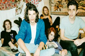 Grouplove Have Announced They'll Be Returning to Australia in 2018