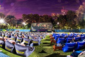 The American Express Openair Cinemas is Coming to Sydney This Summer!