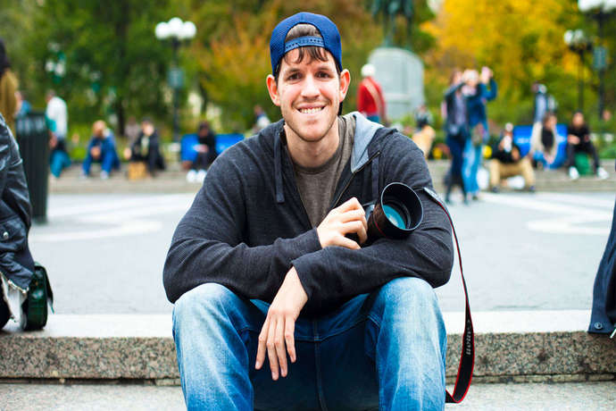 Creator of 'Humans of New York' to speak at Sydney Opera House