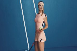 Nike Makes a Pink Statement for Their Australian Open Kits This Year