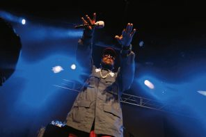 Big Boi Brings The 'BOOMIVERSE' To Sydney's Metro Theatre