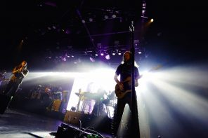 Photo Review: Incubus at Sydney's Hordern Pavilion
