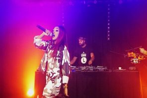Photo Review: Lady Leshurr at Sydney's Oxford Art Factory