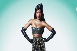 Azealia Banks Goes In On Her New Single 'Treasure Island'