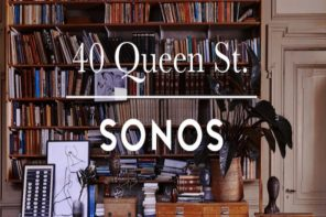 Sonos are taking over a house in Sydney for two weeks of cultural conversation, tunes and Q&As