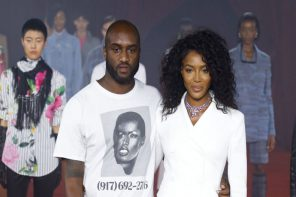 Naomi Campbell and Virgil Abloh Sit Down for an Intimate Interview