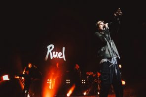 Photo Review: Ruel at Sydney's Enmore Theatre