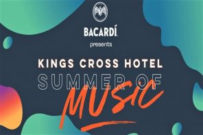 "King's Cross Hotel x BACARDI Join Forces to Present ""Summer of Music"""