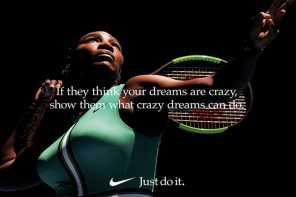 Nike Encourages You to 'Dream Crazier' with their Latest Campaign