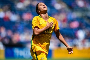 Nike Honours Sam Kerr and Her 'Birthplace of Dreams'