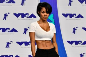 Teyana Taylor Returns To The Interwebs with Brand New Video 'Issues/Hold On'